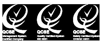Latrobe Valley Machining QA logos